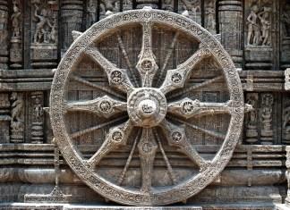 Dharma Chakra - Rueda del Dharma