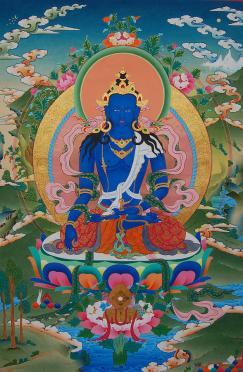 Cinco Budas Dhyani - Aksobhya