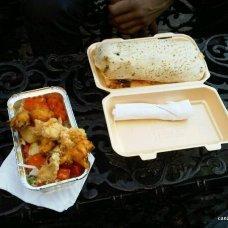 Camden Market - Chinese Box