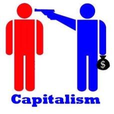 Capitalismo Disparo a la Cabeza