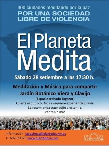 Arte de Vivir - El Planeta Medita - Las Palmas