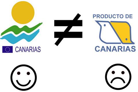 Logotipo Producto de Canarias