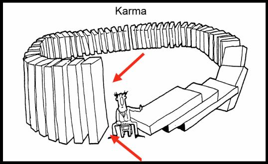 Karma Karam Dominos