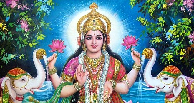 lakshmi - diosa - hinduismo