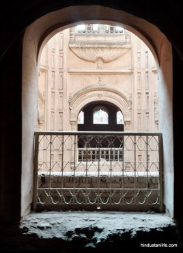 Bara Imambara - Fortaleza (4)