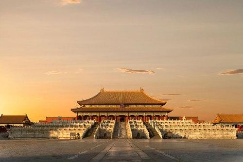 La Ciudad Prohibida, Beijing - China