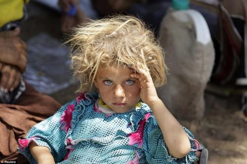 Nina Yazidi Refugia