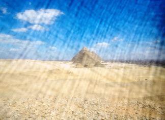 Sitio Historico, Piramides de Giza, Egipto