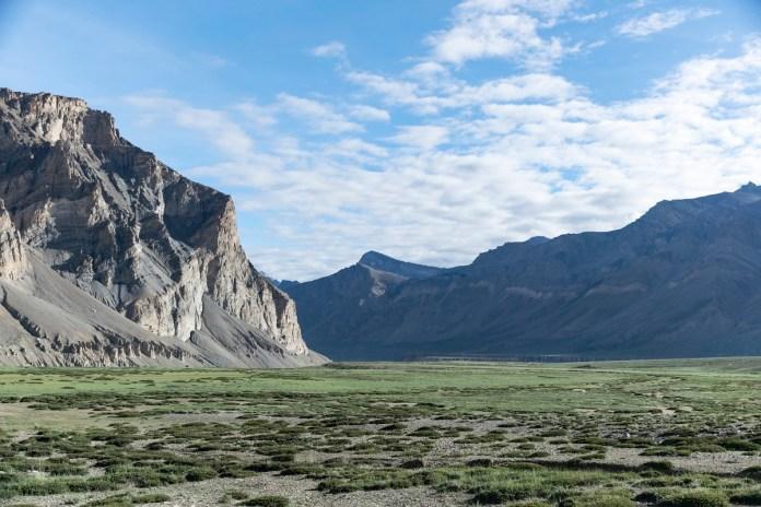 Planos del valle de Sarchu