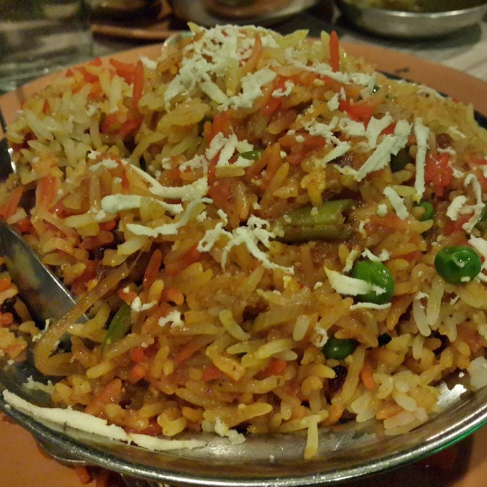 Pappilon, Irla, Mumbai - Biryani