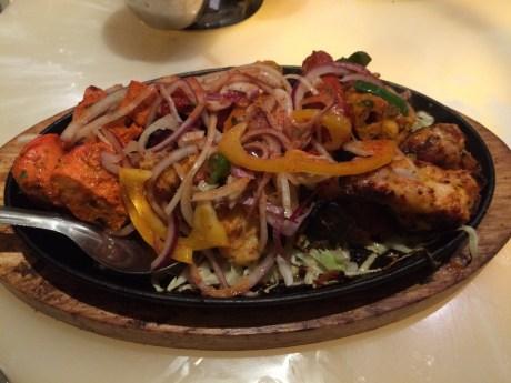 Roxys - New Age Tandoori - Restaurante Indio en Southall - Inglaterra