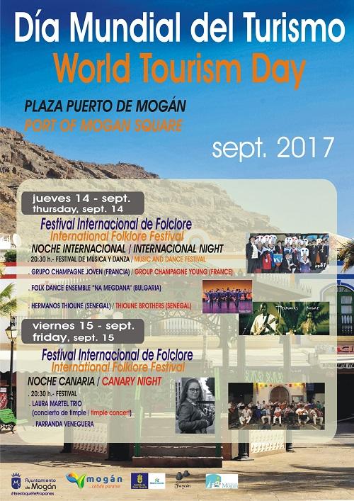 Mogán Día Mundial del Turismo 2017 - Puerto de Mogán