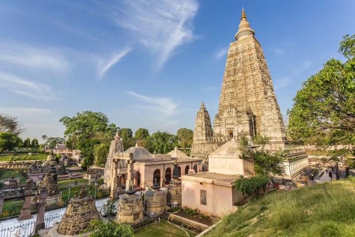 Templo Mahabodhi India
