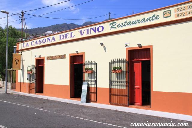 La Casona del Vino