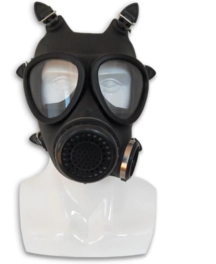 canarmor gas mask2