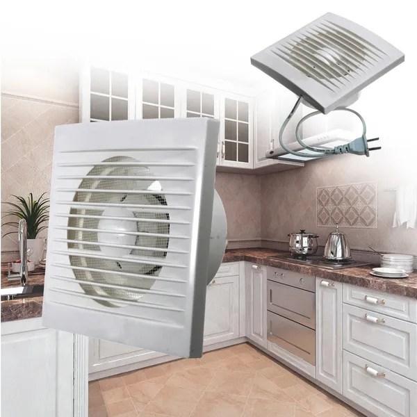 wantlh 4 100mm 12w 220v mini wall window exhaust fan bathroom kitchen toilets ventilation fans windows exhaust fan installation wish