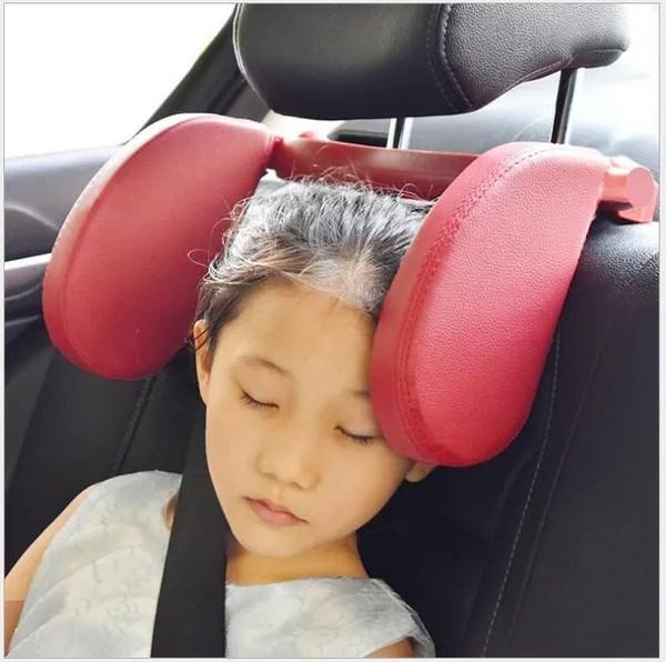 car headrest pillow car travel neck pillow sleeping seat rest pillow soft car seat pillow and car neck pillow support neck head shoulder sleep