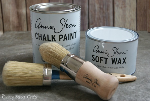 Chalk Paint Tips For Beginners Canary Street Crafts
