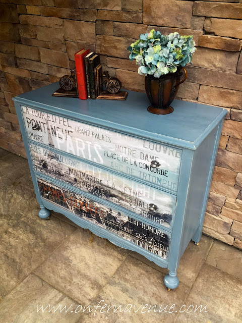 Tres Belle Dresser from Fern Avenue