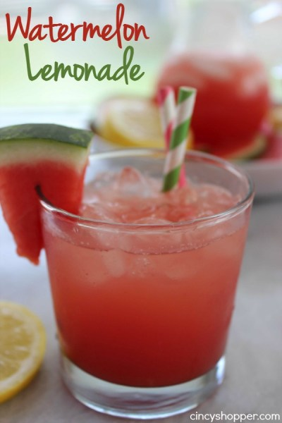 Watermelon-Lemonade {Cincy Shopper}