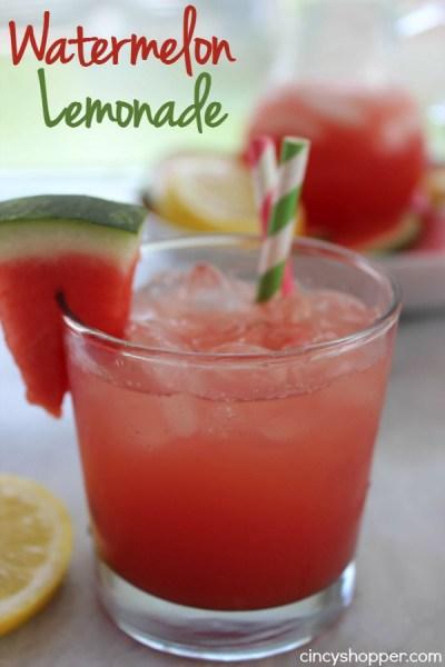 Watermelon-Lemonade {Cincy Shopper}