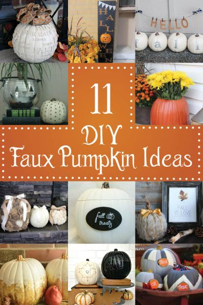Pick Your Pumpkin Challenge  {Canary Street Crafts}