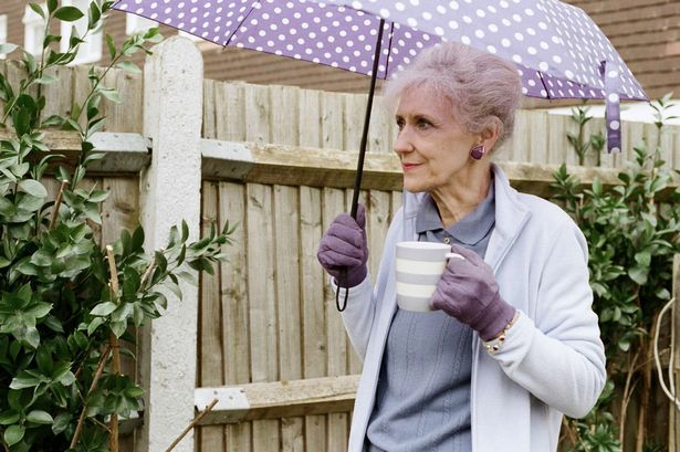 Anita Dobson as June in London Road