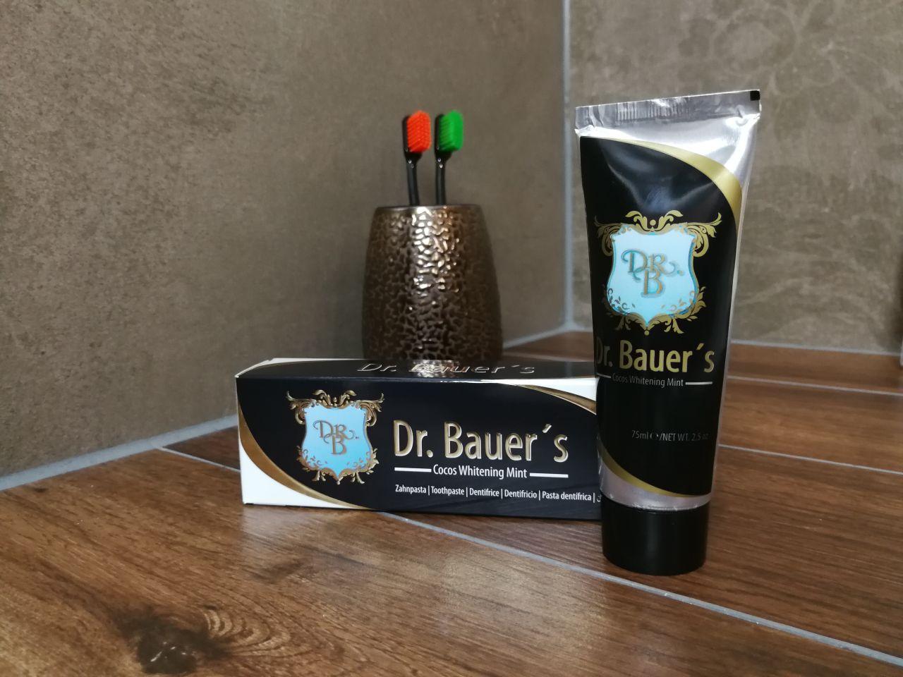 Dr. Bauers Whitening Zahnpasta