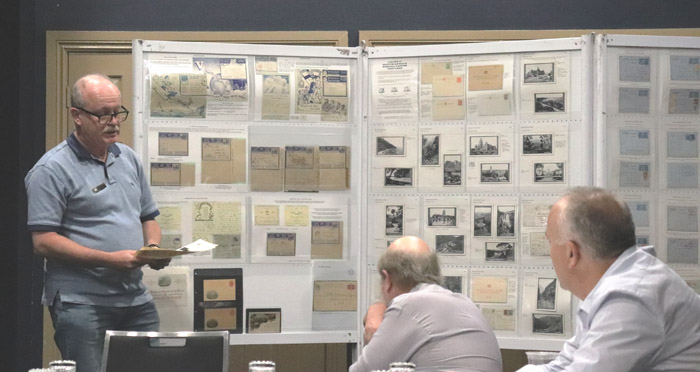 Photos Canberra Stamp Show - Philatelic Society of Canberra Inc