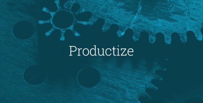 productization