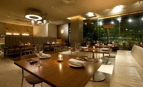 CLASKA Restaurant ''kiokuh''の店内