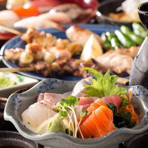 うにしゃぶ 寿司割烹 はながこいの料理
