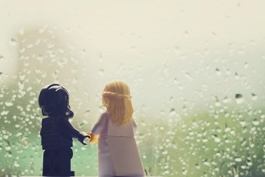 Liebe ist Bedingungslos; ich denke nicht