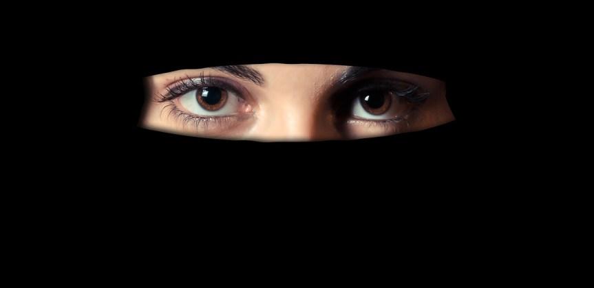 niqab-1621517_1280