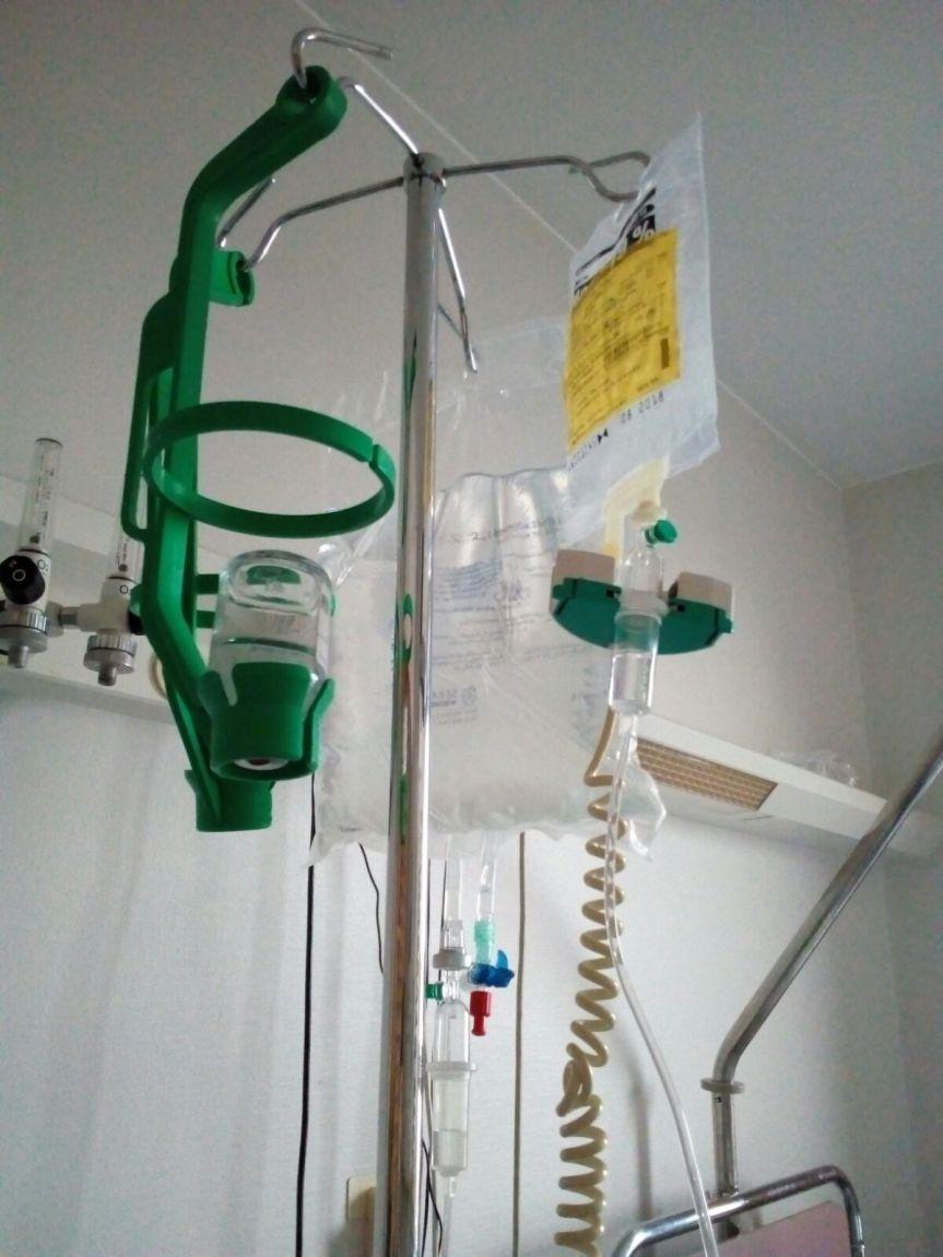 Liebe junge Ärztin im Krankenhaus…,