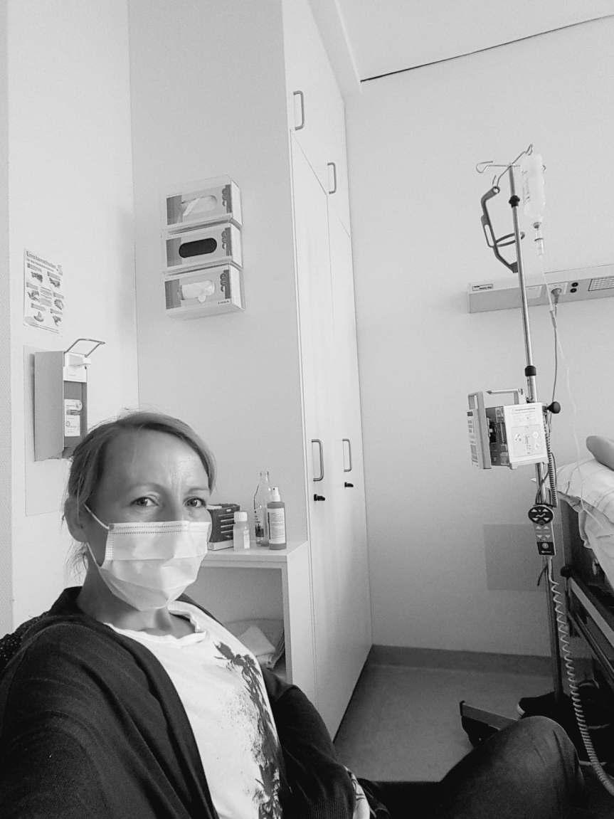 Liebe Krankenschwester…