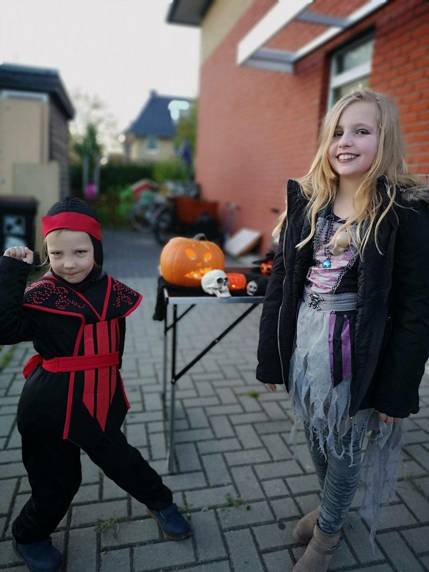 Unser Halloween; wenn Skelette eine ganz neue Bedeutung bekommen