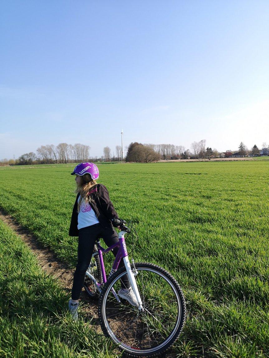 Fast wie ein Einhorn; Emmas neues Fahrrad