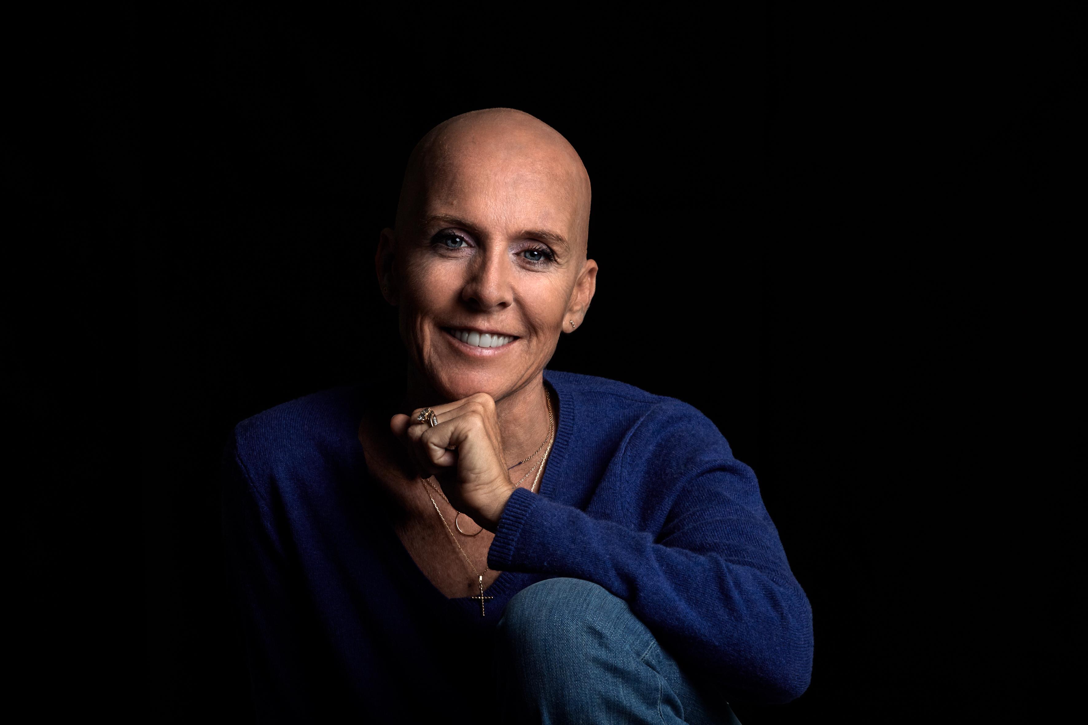 Delphine Remy, qui a un cancer du sein, parle du pouvoir insoupçonnable de l'accueil