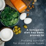 Keto for cancer: A ketogenic diet has been proven to prolong survival while reducing side effects of traditional treatments