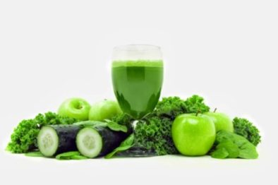 Healing from cancer with fresh juice, includes recipes