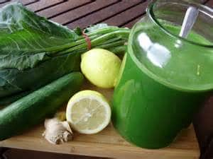Juicing for Those with Cancer