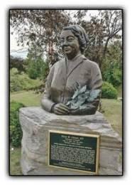 monument to Nurse Caisse