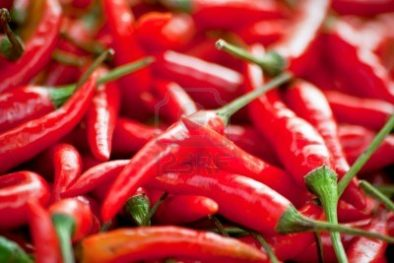 Capsaicin breaks down the fibrin coating that surrounds cancerous cells