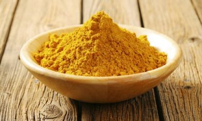 Curcumin and green tea extract for leukemia