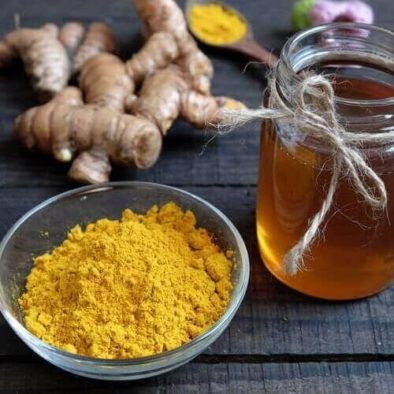 Curcumin and honey protocol natural remedy for cancer
