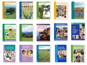 NCI EBooks and Publications - 15 showing covers of 46