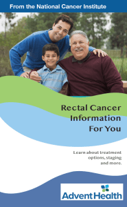 Rectal Cancer Cover
