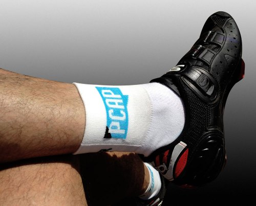 Prostate Cancer Awareness Project Socks