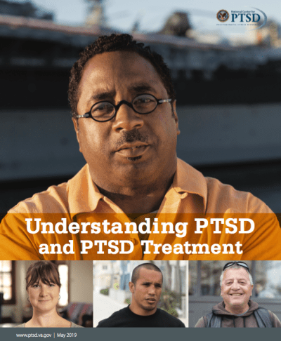 booklet on understanding PTSD